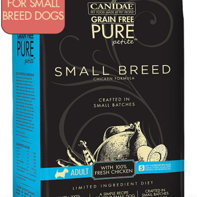 Horizon Amicus Dog Food For Small Breed Dogs