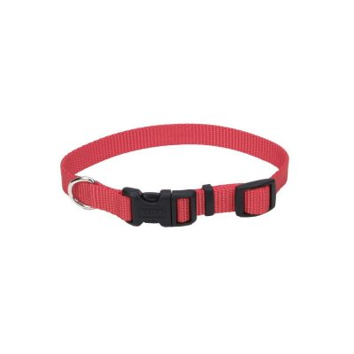 Coastal Adjustable Nylon Dog Collar with Tuff Buckle
