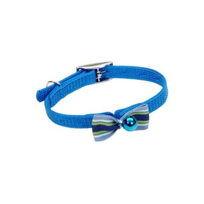 Coastal Sassy Snag-Proof Decorative Safety Cat Collar