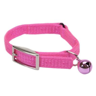 Coastal Sassy Snag-Proof Nylon Safety Cat Collar