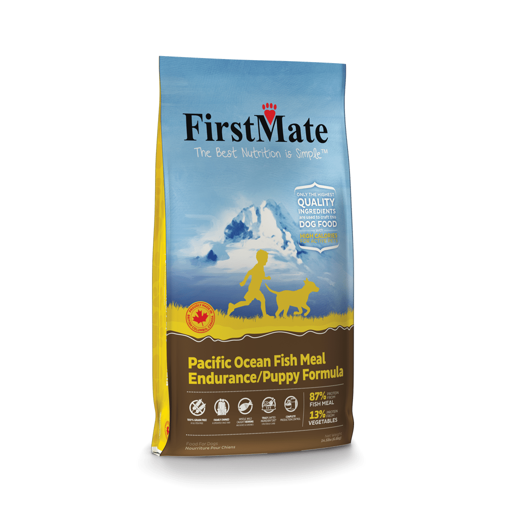 Grain Free Dog Food With Fish Oil