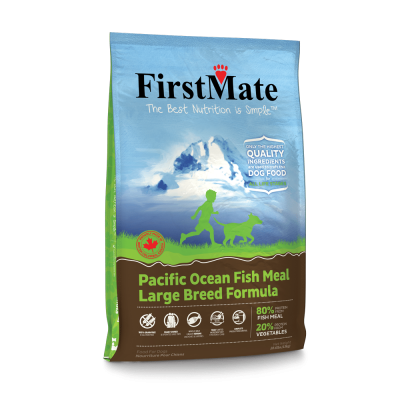 Buy FirstMate Pacific Ocean Fish Large Breed Dog Food online in Canada from Canadian Pet Connection