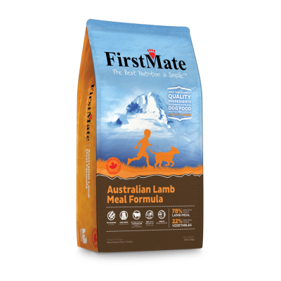Buy FirstMate Australian Lamb Grain Free Dog Food online in Canada from Canadian Pet Connection