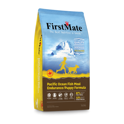 Buy FirstMate Pacific Ocean Fish Grain Free Puppy Food online in Canada from Canadian Pet Connection