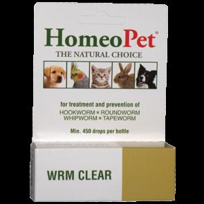 HOMEOPET Homeopathic Remedies for Animals - Wormer
