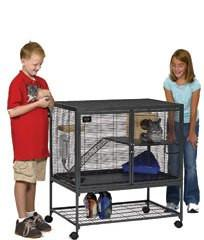 Midwest Critter Nation Small Animal Habitat - Single and Double Unit