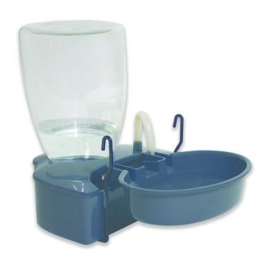 Pet Fountain And Crate Drinking Fountain By Pioneer Pet