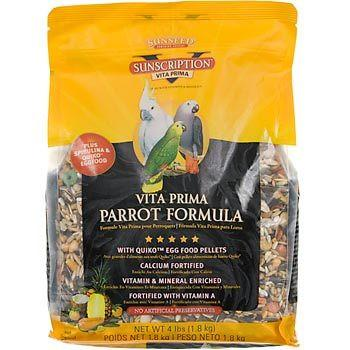 SUNSEED Vita Bird Food BULK BAGS (25LB)