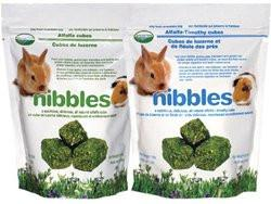 Silver Lake Farms - Nibbles Alfalfa Timothy Cubes