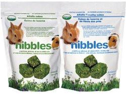 Silver Lake Farms Nibbles Alfalfa Cubes