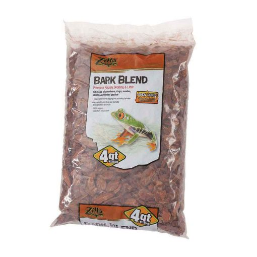 Zilla Bark Blend Reptile Bedding