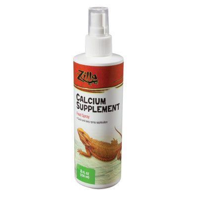 Zilla Calcium Supplement Spray for Reptiles
