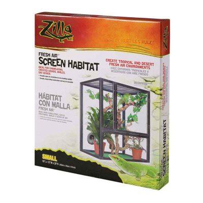 Zilla Fresh Air Screen Habitat