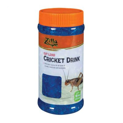 Zilla Gut Load Cricket Drink and Cricket Calcium Drink