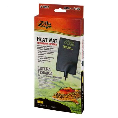 Zilla Heat Mat Terrarium Heater