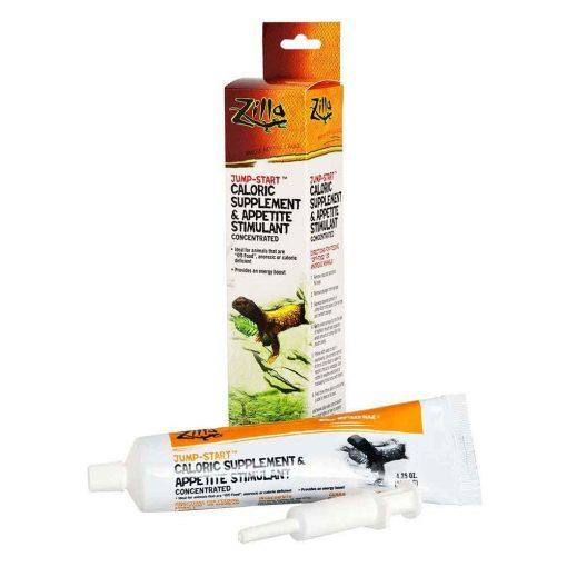 Zilla Jump-Start Caloric Supplement & Appetite Stimulant for Reptiles