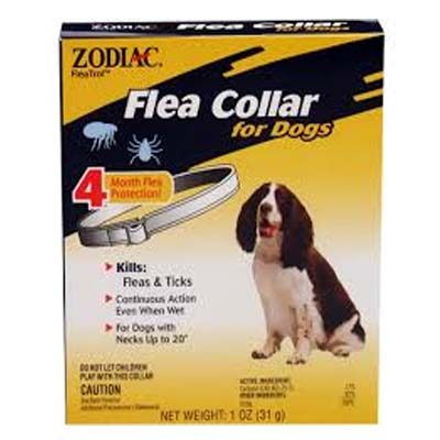 ZODIAC® Flea and Tick Collar for Dogs OR Cats