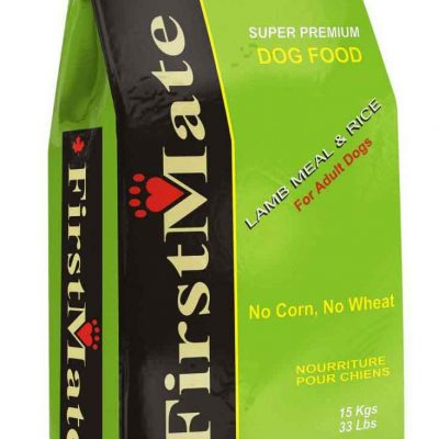 FIRST MATE Classic Adult Dog Food - Lamb