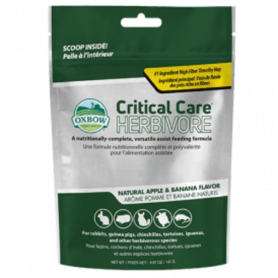 oxbow critical care herbivore anise