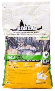 BOREAL Back to Basics Dog Food (Dry) - Lower in 'Glycemic Index' - Grain Free for All Life Stages