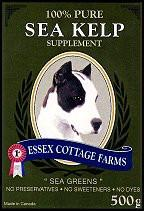 ESSEX COTTAGE FARMS Supplements For Dogs - Alfalfa, Garden Vegetables, Sea Kelp and Kibble Boost'r