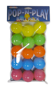 Marshall Extra Ball Pack for Pop-N-Play Toy