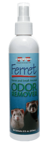 Marshall Ferret and Small Animal Odor Remover