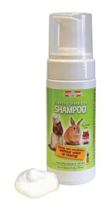 Marshall Foaming Waterless Shampoo for Small Animals