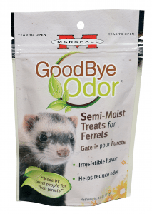 Marshall GoodBye Odour Treats for Ferrets