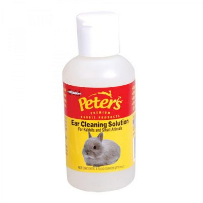 Marshall Peter's Ear Cleaning Solution for Rabbits and Small Animals