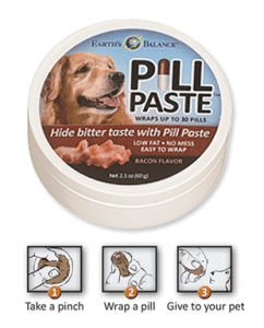 Marshall Pill Paste for Dogs