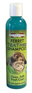 Marshall Tea Tree Shampoo for Ferrets