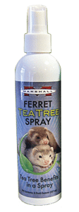 Marshall Tea Tree Spray for Ferrets