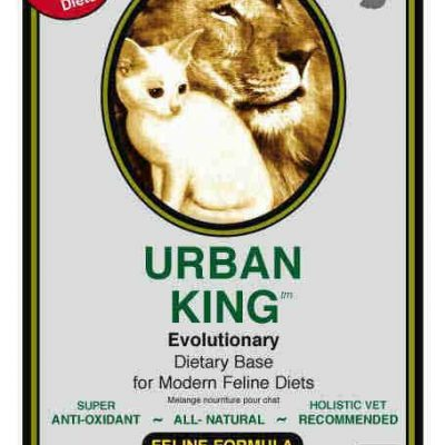 URBAN KING Feline Formula Grain Free Dietary Base Formula - Cat Food for All Ages