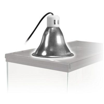Zilla Silver Terrarium Lighting Reflector Dome