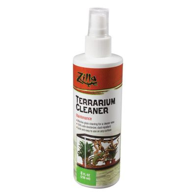 Zilla Terrarium Cleaner Cleaning Spray