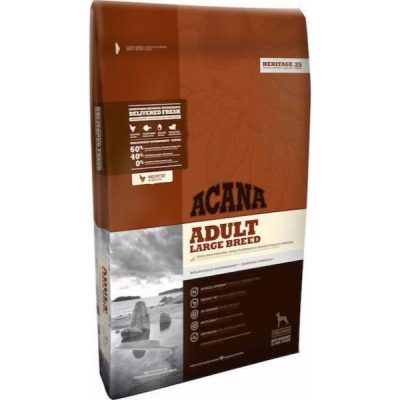 Buy Acana Heritage Adult Large Breed Grain Free Dry Dog Food online in Canada