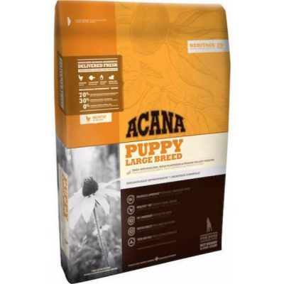 Buy Acana Heritage Grain Free Large Breed Puppy Dry Dog Food online in Canada