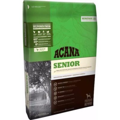 Buy Acana Heritage Grain Free Senior Dry Dog Food online in Canada from Canadian Pet Connection