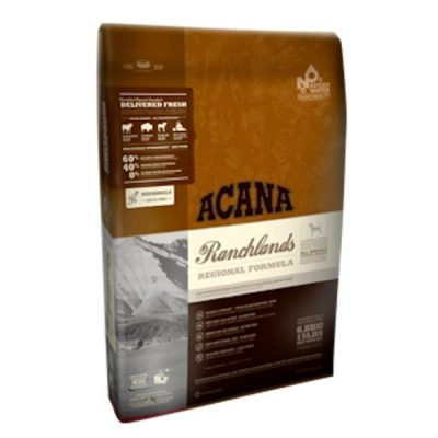 Buy Acana Regionals Ranchlands Grain Free Dry Dog Food online in Canada
