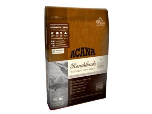 Buy Acana Regionals Ranchlands Grain Free Dry Dog Food online in Canada