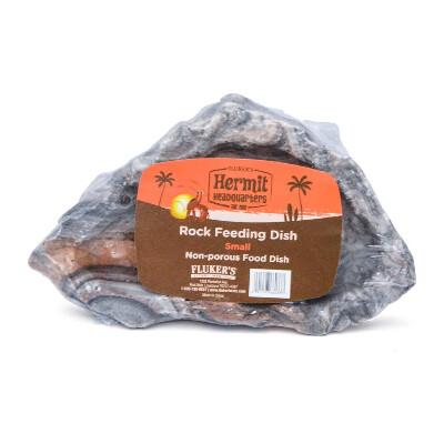 buy Flukers-Hermit-Crab-Rock-Feeding-Dish