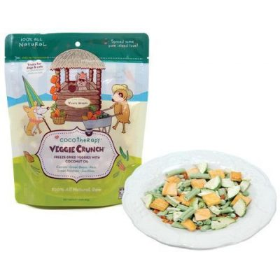 Coco Therapy Veggie Crunch Treats