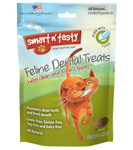 Emerald Pet Feline Dental Treats