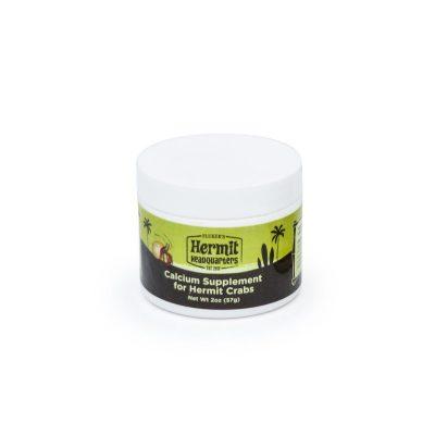 Flukers Calcium Supplement for Hermit Crabs with Honey Powder