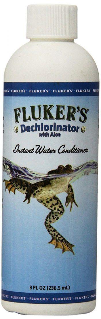Flukers Dechlorinator With Aloe