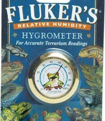 Flukers Reptile Terrarium Hygrometer