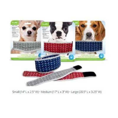 Fou Fou Dog FouFit Cooling Collar