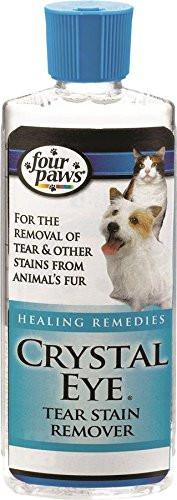 Four Paws Crystal Eye Tear and Fur Stain Remover