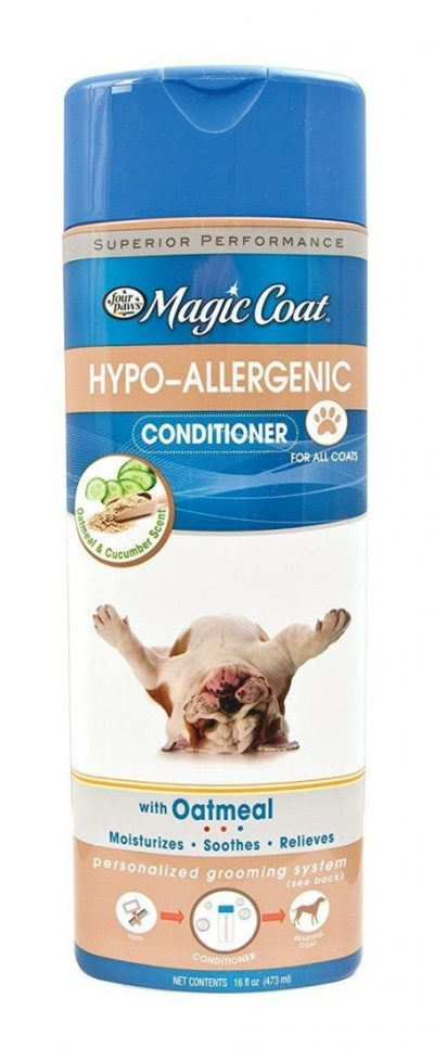 Four Paws Magic Coat Hypoallergenic Conditioner